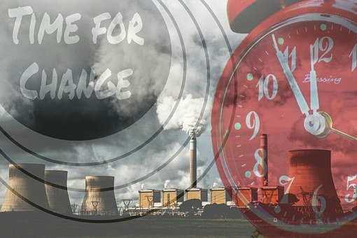 The Eleventh Hour, Time For Change, Time For A Change