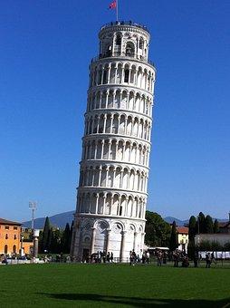 Tower, Pisa, Beauty