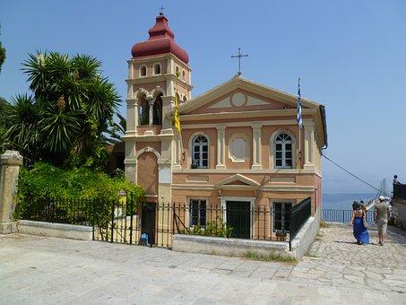 Corfu, Corfu City, Corfu Town, Greek, Greece, Building