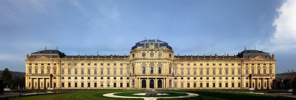 Residence, Würzburg, Architecture, Castle, Baroque