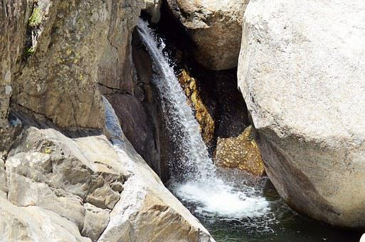 Gorges, Water, River, Nature, Water Courses, Cascade