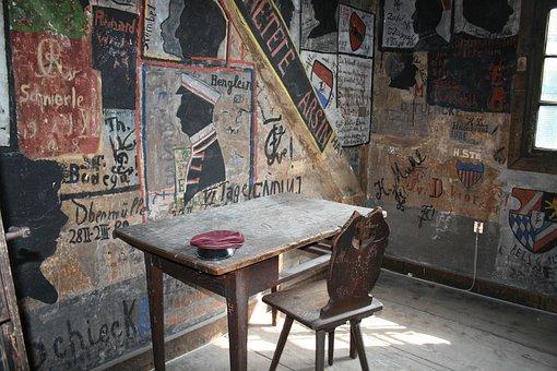 Heidelberg, Places Of Interest, Detention