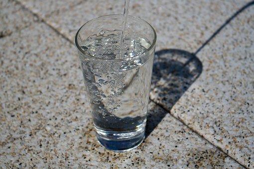 Water, Glass, Liquid, Drink, Clear, Drip, Air Bubbles