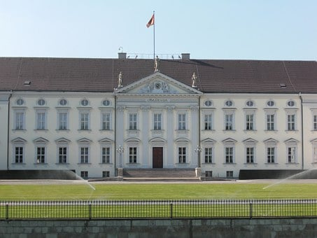 President's Office, Berlin, Federal President, Castle
