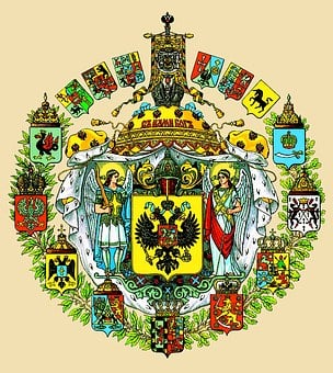 Coat Of Arms Of The Russian Empire, Heraldry, Russia