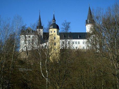 Schloß Purschenstein, Erzgebige, Neuhausen