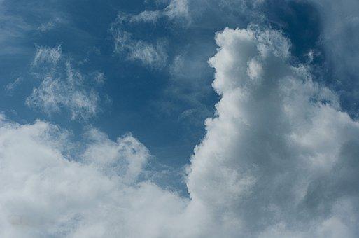 Cloud, Sky, God, Philosophy, Light, White, Day, Air