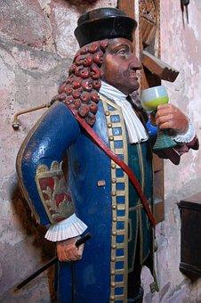 Perkeo, Heidelberg, Barrel, Wine