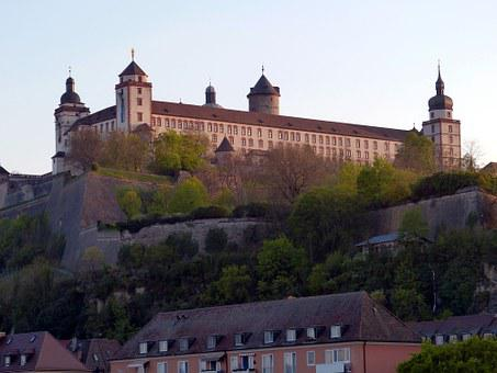 Würzburg, Bavaria, Swiss Francs, Historically, Building