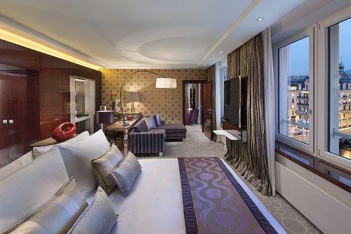 Hotel, Living Room, Indoors, Interior Design, Carpet