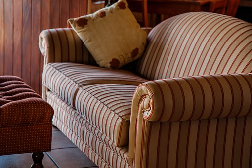 Couch, Sofa, Settee, Lounge, Sitting Room, Living Room