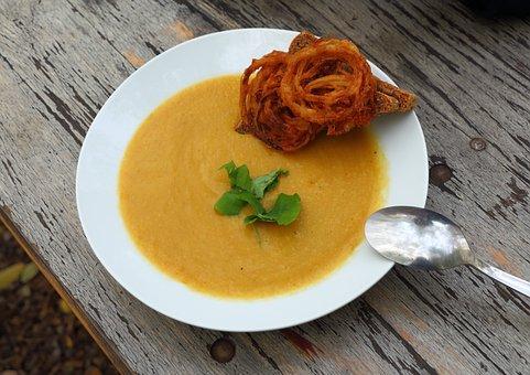 Puree Soup, Numerous, Soup, Mat