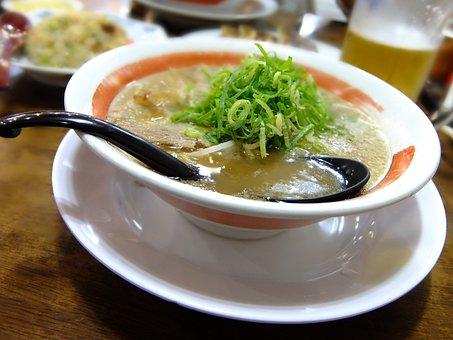 Ramen, Noodle, Soup, Japan Food, Food