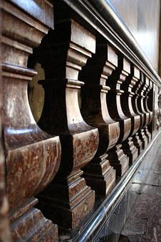 Perspective, Marble, Repetition, Style, Classic, Row