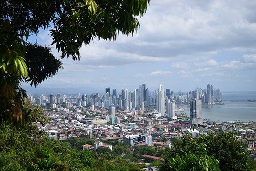 Panama, City, Buildings, Construction, Architecture