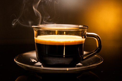 Coffe, Drink, Cup, Young, Morning, Breakfast, Lifestyle