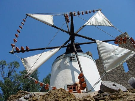 Windmill, Wind Energy, Power, Environment, Electricity