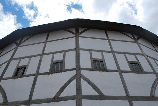 London, Globe Theatre, Theater, Travel, History