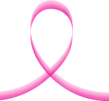 Pink, Ribbon, Awareness, Cancer, Breast, Symbol, Health
