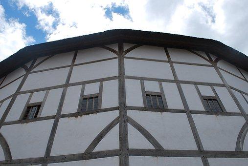 London, Globe Theatre, Theater, Travel, History