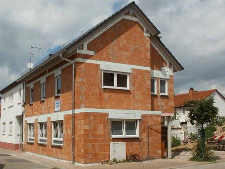 Ludwigstr, Hockenheim, House, Building