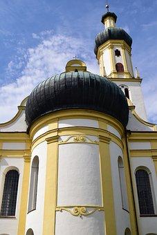 Church, Pilgrimage Church, House Of Worship