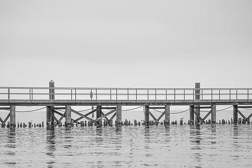 Lake Constance, Investors, Web, Lake, Water, Boardwalk
