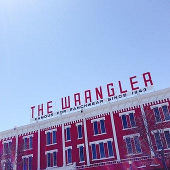Wrangler, Factory, Jeans, Manufacturer, Cheyenne