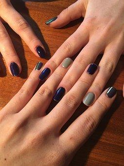 Nails, Varnish, Beautician, Paint, Toenail, Nail Polish