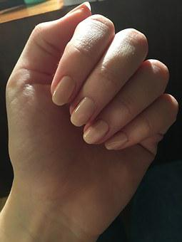Nails, Hybdyrowe, Hybrid Lacquer, Paint, Manicure