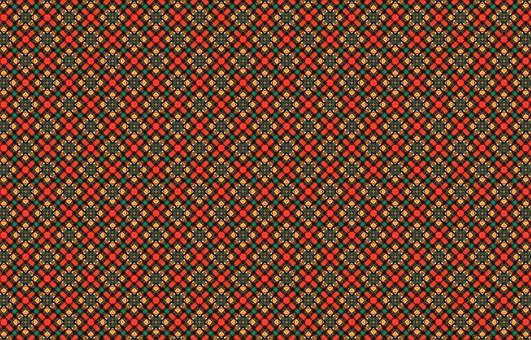 Pattern, Background, Texture, Wallpaper, Red Green