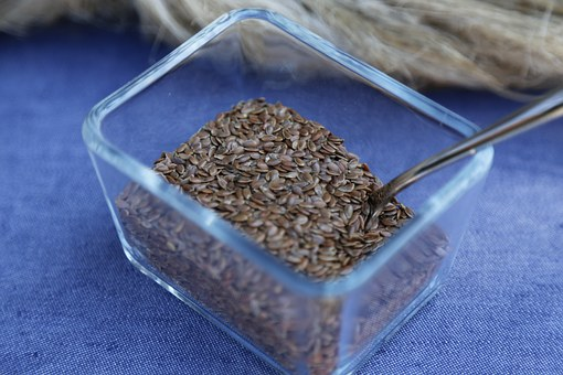 Flax Seed, Flax, Lein, Seeds