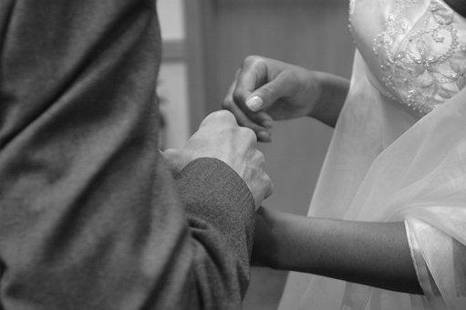 Love, Wedding, Dress, Marriage, Sequined Dress