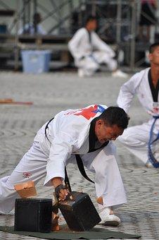Soldier, Combat Skills, Split Brick, Taiwan