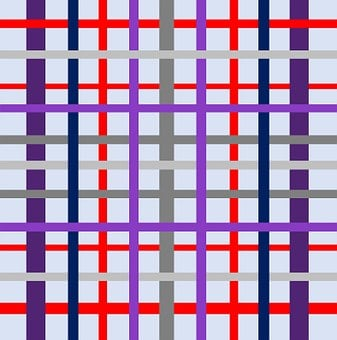 Geometric, Design, Gingham, Checkered, Grid, Surface