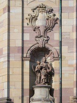 Chruch, Sculptures, Religion, Statue, Architecture