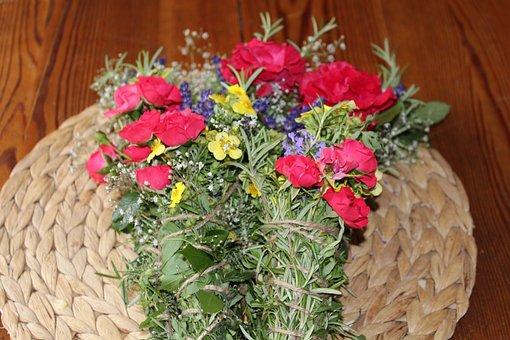 Wildflowers, Lavender, Snopky, Summer, Beautiful