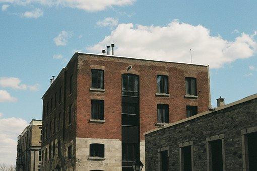 Brickwork, Building, Manufacture, Bricks, Industrial