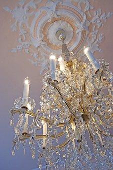 Chandelier, Ceiling Lamp, Lights, Lighting
