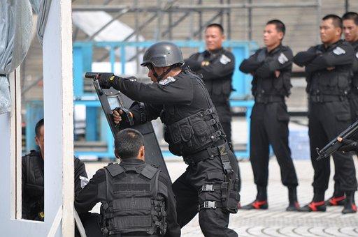 Soldier, Counterterrorism, Police, Combat Skills