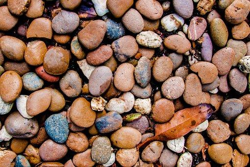 Gravel, Stones, Gravel Colour