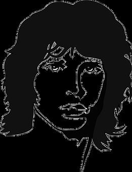 Jim Morrison, Portrait, James Douglas Morrison