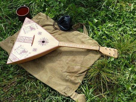 Balalaika, Musical Instrument, Instrument
