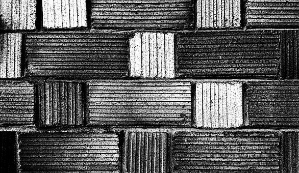 Block, Brick, Slab, Tile, Wall, Pattern, Texture