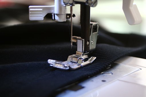 Sewing Machine, Sewing, Precision, Fabric, Thread