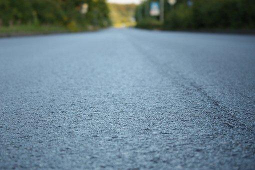 Road, Asphalt, Landscape, Side Street, Away, Ground