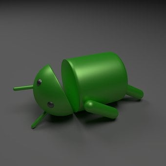 Android, Robot, Smartphone, Signet, Phone