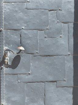 Door, Metal, Protection, Weir Gate, Solid, Steel Door