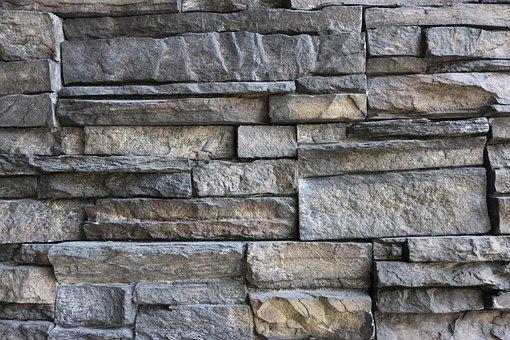 Stone, Wall, Texture, Pattern, Design, Architecture