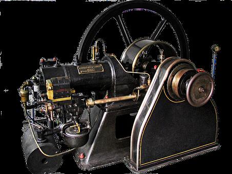Steam Engine, Roundhouse Kościerzyna, The Mechanism Of